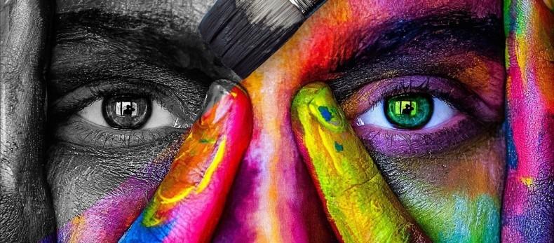 על צבעים, צ'אקרות והיכול להרגיש רוגע ושלווה