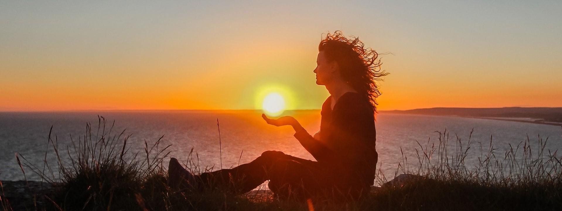 איך לתקשר עם המדריך הרוחני