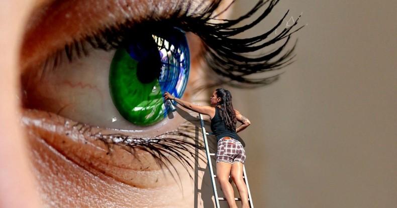 על עיוור צבעים שרואה את כל גווני הקשת – הרצאה של TED על היכולת לראות הרבה מעבר באמצעות התדרים של הצבעים