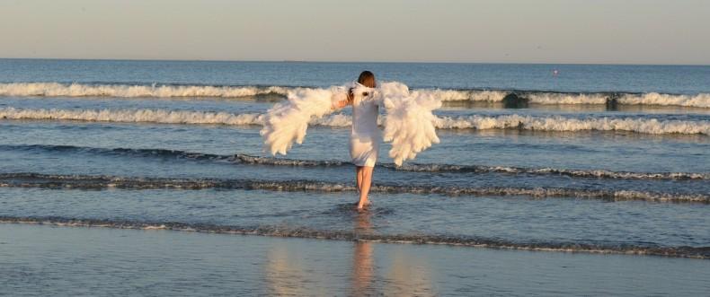 כיצד אנו יודעות שהמלאכים נמצאים לידינו?