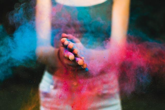 שפת הצבעים סדנא רוחנית כיפית